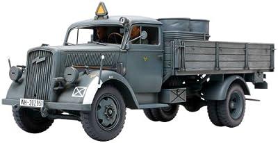 Tamiya 300035291 - 1:35 WWII Deutsche Transport LKW, 3 ton (2) von Tamiya