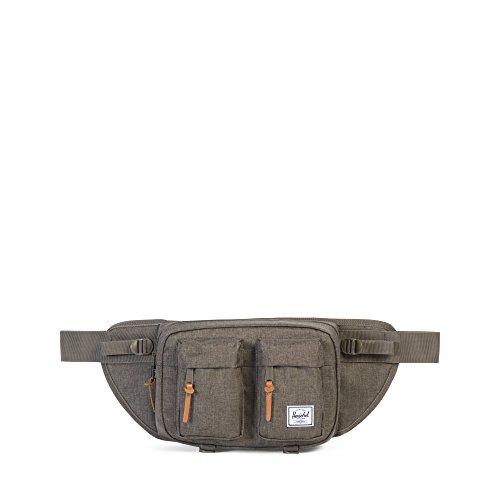 Herschel Supply Company 18Sport Taille Pack, 71cm, Canteen Crosshatch (schwarz) - 10018-01247-OS Canteen Crosshatch