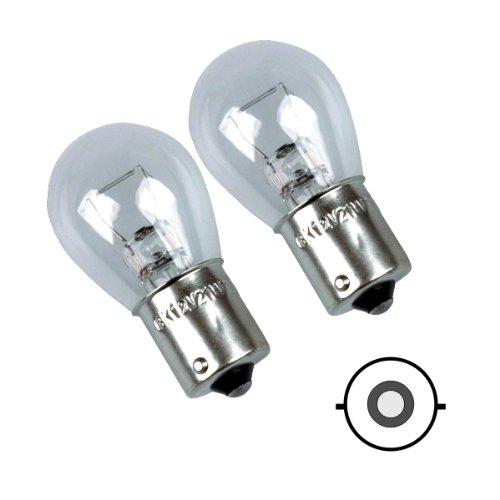 akhan 58060 Halogenlampe Ba15S 12V 21W Glühlampe, Glühbirne