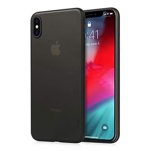 5f7327851c1 Compatible con iPhone XS Max Funda, Ultra Slim Anti-Rasguño y Resistente  Huellas Dactilares