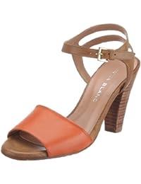 Lodi THOK 28038 - Sandalias de vestir de cuero para mujer, color beige, talla 39