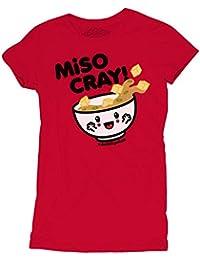 David and Goliath Miso Cray Womens T-shirt