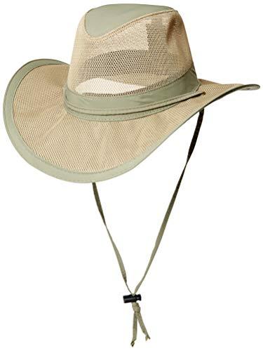 Dorfman Pacific Suplex Herren Safari-Mütze - Beige