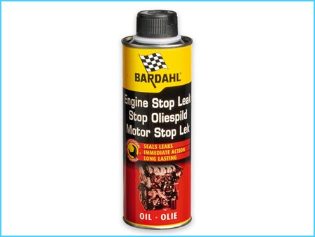 BARDAHL Engine Stop Leak Anti Perdite Olio Motore Additivi 300 ML