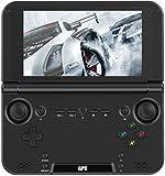 GamePad Digital GPD XD (32 GB) - Android Quad-Core Gaming Tablet 5'' RK3288 mit Emulatoren und ROMs für PlayStation, PSP, Nintendo 64, Gameboy, Sega, Arcade Mame, Dreamcast