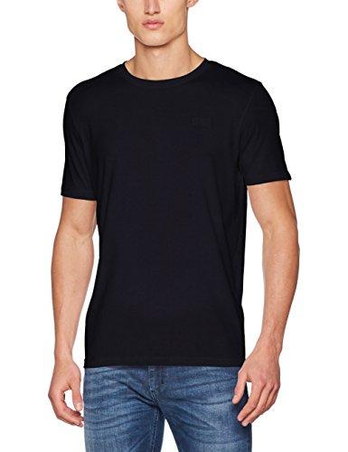 HUGO Herren T-Shirt Dero Blau (Navy 410)