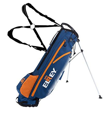 Elrey Golf 7 Inch Lite Stand Bag Multi Colour (Blue/ORANGE) (Blau Und Orange Golf-bag)