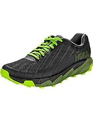HOKA ONE ONE Torrent Scarpe Sport Uomini Black - Yellow Running/Trail