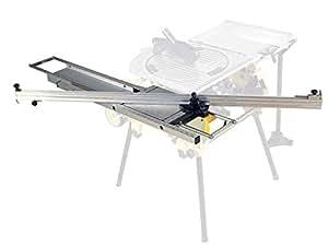 DeWalt D271055-XJ-Table pour coulissante D27107/D27105 TGS
