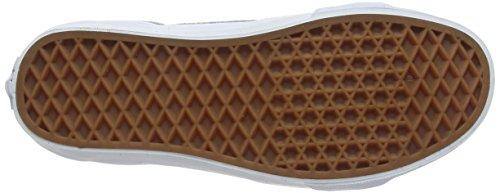 Vans Sk8-hi, Unisex Adults' High-Top Sneakers, Black (Wool Sport – Black/Grey), 4.5 UK (37 EU)