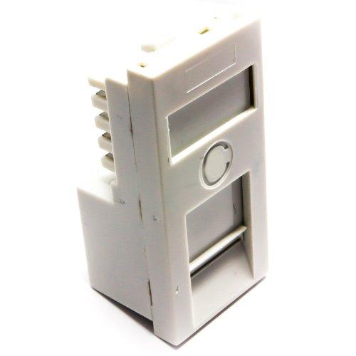 Mhel HDMI-Kabel, Cat5 Insert, Stück: 1 - Vga Wall Plate Insert