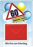 Zum Geburtstag - 60: Geld-Geschenkbuch