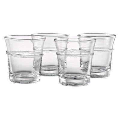 Juniper 8 Oz. DOF Glass (Set of 4) by Artland Dof Set