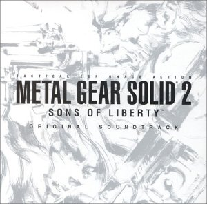 Metal Gear Solid 2: Sons of Liberty (Soundtrack Metal Solid 2 Gear)