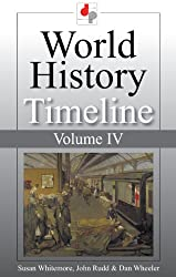World History Timeline - Volume IV - From the rise of Wanli Emperor to the Great Depression (English Edition)