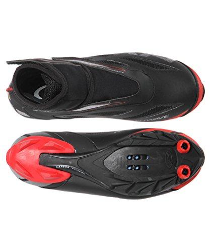 Northwave Celsius 2 GTX MTB Winter Fahrrad Schuhe schwarz/rot 2016 Rot, schwarz