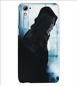 HTC DESIRE 826 DEVIL Designer Back Cover Case By PRINTSWAG