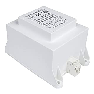 Deko-Light Netzgerät, ABN 105VA konventionell, spannungskonstant, dimmbar Phasenanschnitt, 220-240 V AC/50-60 Hz 000107