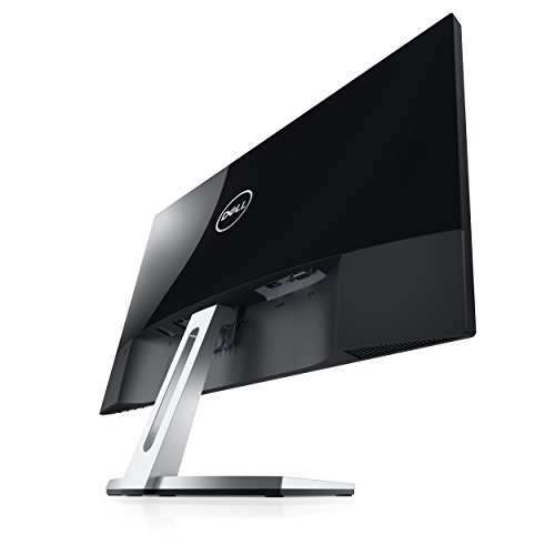 Dell 21.5 inch (54.6 cm) Ultra Thin Bezel LED Monitor - Full HD, Ips Panel with VGA, HDMI, Audio in/Out Ports - S2218H (Black)