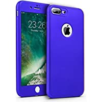 Hülle für iPhone 8 Plus,Hülle für iPhone 7 Plus,Homikon 360 Grad Komplettschutz Silikon Hülle Full Body Coverage... preisvergleich bei billige-tabletten.eu