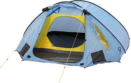 Grand Canyon Albany 2 - Wurfzelt (2-3-Personen-Zelt), blau/schwarz, 302200