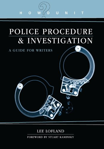 Howdunit book of police procedure and investigation a guide for howdunit book of police procedure and investigation a guide for writers by lofland fandeluxe