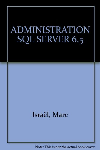administration-sql-server-6-5