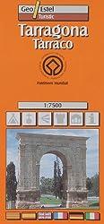 Tarragona Tourist Map 1:7, 500
