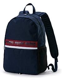 8814ea0e2d6 Puma Unisex's Phase Backpack II, Peacoat, OSFA