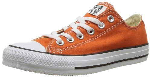 Converse Ctas Core Ox, Baskets mode mixte adulte Orange (Orange Citrouille)