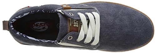 Dockers by Gerli Herren 38se017-790660 Low-Top Blau (Navy 660) CTbEP