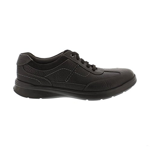 Clarks Cotrell Style - Black Oily Leather Black