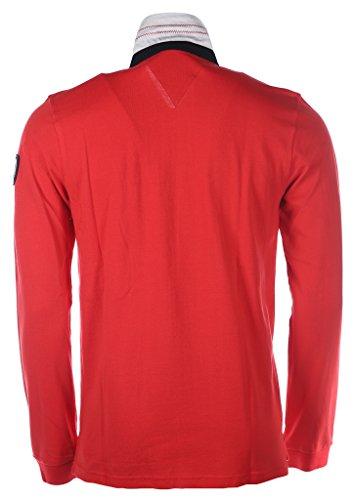 HV Polo Herren Poloshirt Fillmore Bright Red