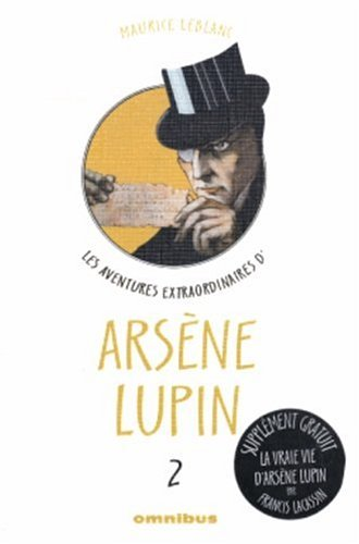 Pack Arsène Lupin : Tome 2