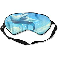 Comfortable Sleep Eyes Masks Whale Pattern Sleeping Mask For Travelling, Night Noon Nap, Mediation Or Yoga preisvergleich bei billige-tabletten.eu