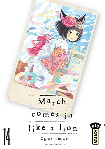 March comes in like a lion Edition simple Tome 14