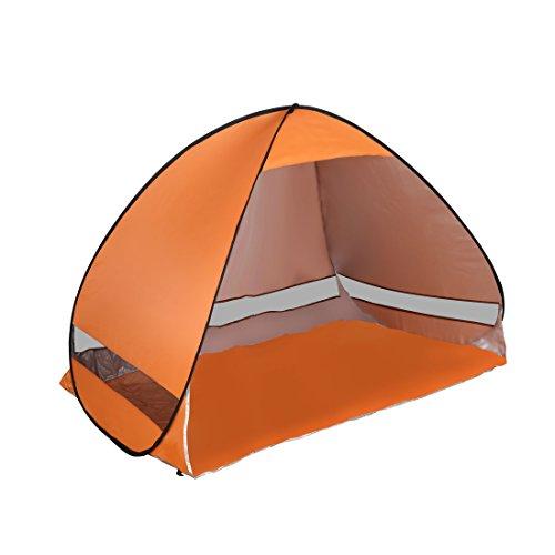 sourcingmap® Oben Außen Camp Automatisch Zelt Falten Sonnenschalter Anti UV tragbar Strand