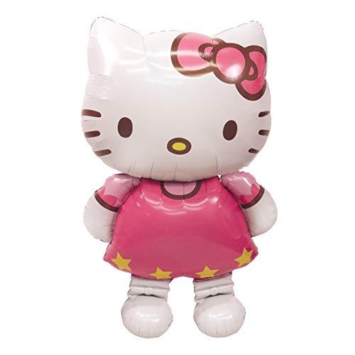 Preis am Stiel Folienballon ''Hello Kitty'' | Heliumballon | Geburtstagsdekoration | Hochzeitsparty | Kindergeburtstag | Luftballon | Ballon