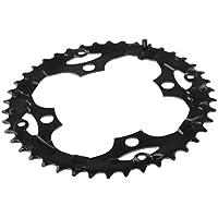 Homyl Plato Bielas Anillo 9 Velocidades Acero Duradero Bicicleta Montaña Ciclismo - 32T