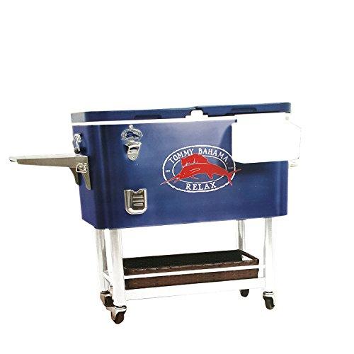 tommy-bahama-rolling-partito-cooler-acciaio-inossidabile-77-l-capacita