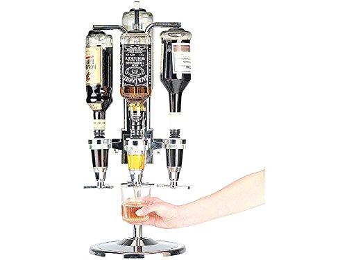 Portabottiglie Originale Infactory Spillatore Dosatore Da Tavolo Tavola Birra Bevande Alcolici