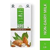 Faymylk Almond Milk Plain Unsweetened - 1 Litre