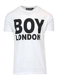 Boy London Uomo T-Shirt Jersey con Stampa BL1029 2e075e1c969