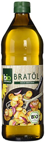 Preisvergleich Produktbild biozentrale Bratöl hocherhitzbar Bio Vegan,  750 ml