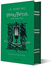 Harry Potter and the Goblet of Fire – Slytherin Edition (Harry Potter House Editions)