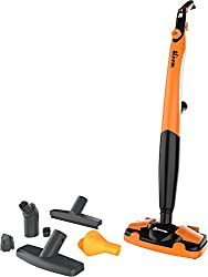 Eureka Forbes Euroclean Steem Vacuum Cleaner, Orange & Black