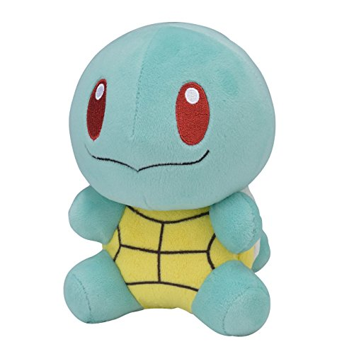 Pokemon Center Original Plush Pokemon Dolls Squirtle / Carapuce