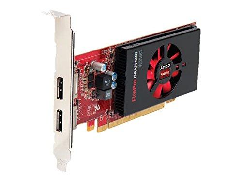 AMD FirePro W21002GB AMD FirePro W2100-Grafikkarte (Aktiv, FH/HL, Windows 10Education, Windows 10Education, Windows 10Enterprise, Windows 10Enterprise x64, Wi, AMD, FirePro W2100, GDDR3) (2gb Amd Grafikkarte)