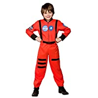 Mission To Mars Astronaut - Kids Costume 8 - 10 years