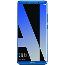 "TIM Huawei Mate 10 Pro 4G 128GB Azul - Smartphone (15,2 cm (6""), 128 GB, 20 MP, Android, 8.0, Azul)"